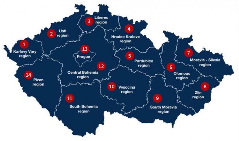 地域情報 - CzechInvest