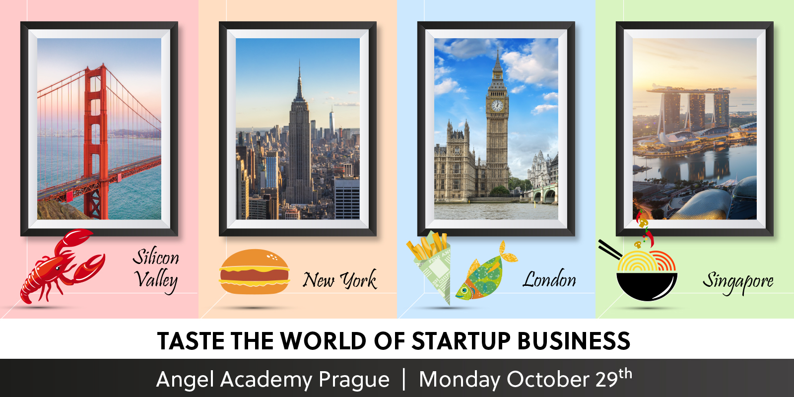Angel Academy Prague - Taste the World of Startup Business attachment