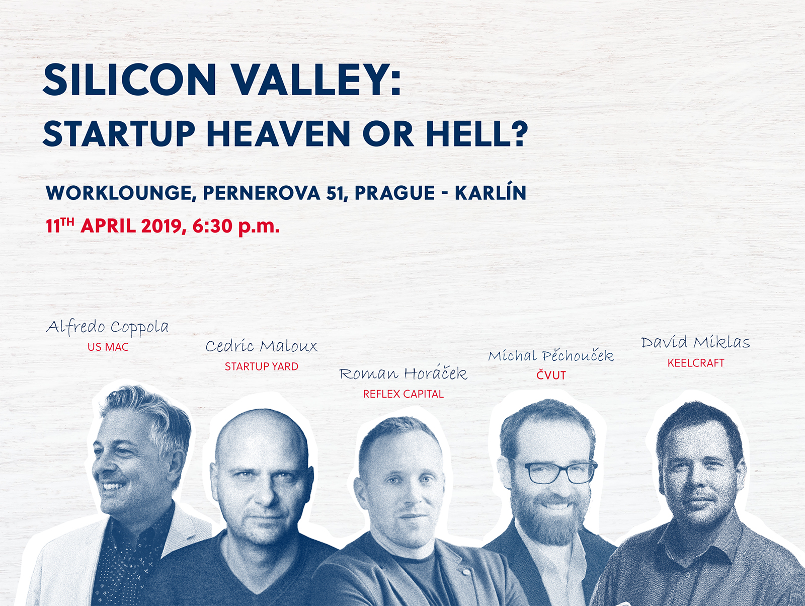 Panel Discussion: Is Silicon Valley Startup Heaven or Hell? attachment