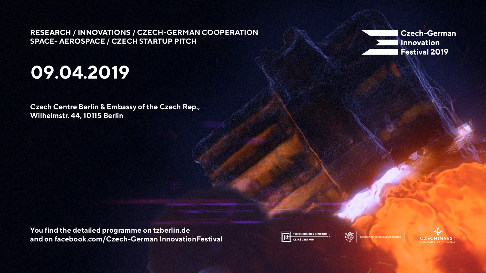 Czech Innovation Festival 2019 attachment