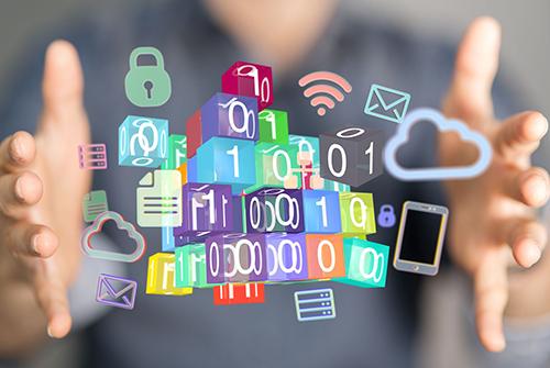 Technická a digitální infrastruktura