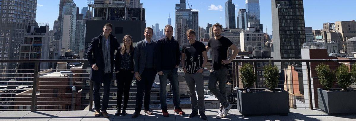 Střídání českých start-upů na Manhattanu