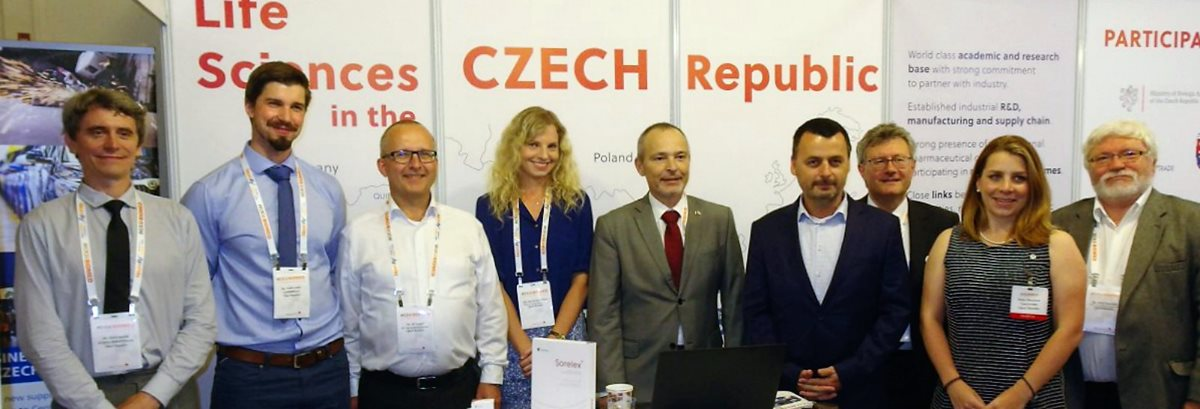 Czech firms exhibit at BIOMED international biotechnology conference in Israel