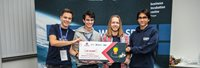Czech Space Week: Student Dreamers design blockchain system for sharing satellite data among universities
