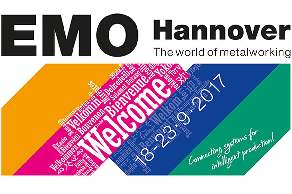 EMO Hannover 2017, the world's most prestigious mechanical-engineering trade fair, begins