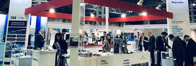 Ten Czech firms attend the biggest engineering trade fair in Great Britain