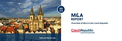 CzechInvest's newly revived M&A Report now available