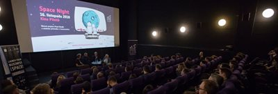 Czech Space Week: Landing on the Moon at Kino Pilotů