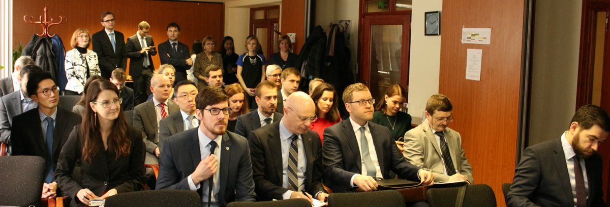 CzechInvest holds informational seminar for representatives of foreign chambers of commerce and embassies in the Czech Republic
