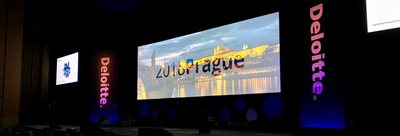 Prague attracts prestigious business services conference