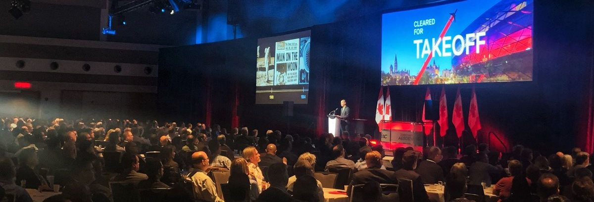 Czechs attend Canadian Aerospace Summit for the first time