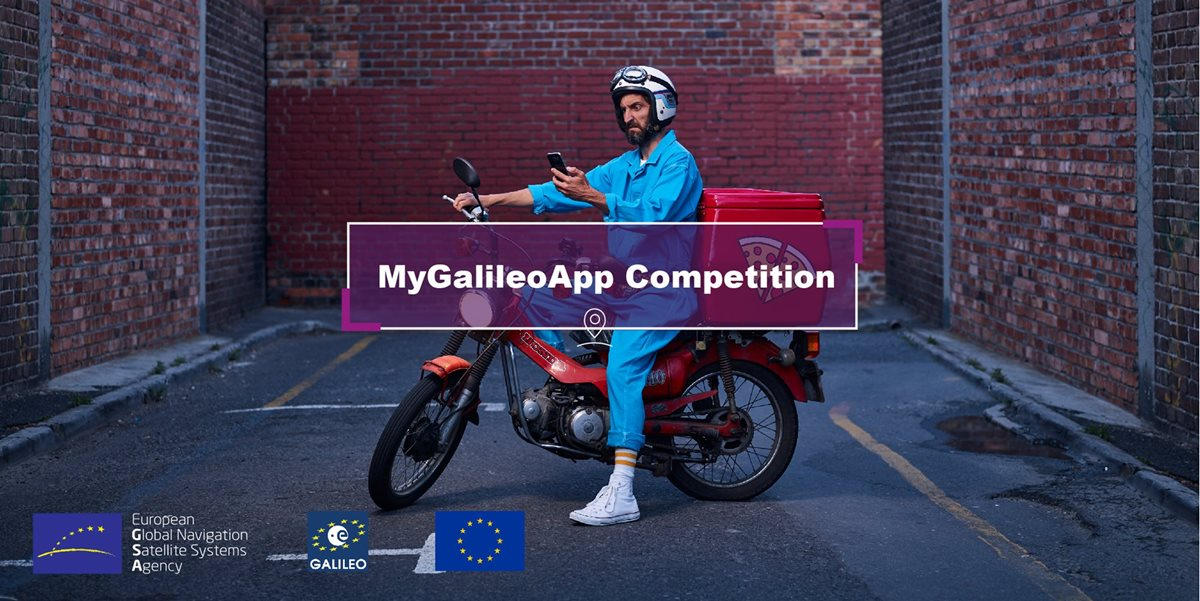 Design an application with support of the Galileo system and win EUR 100,000