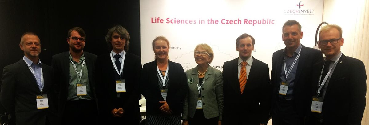Second Czech participation at the Nordic Life Sciences Days