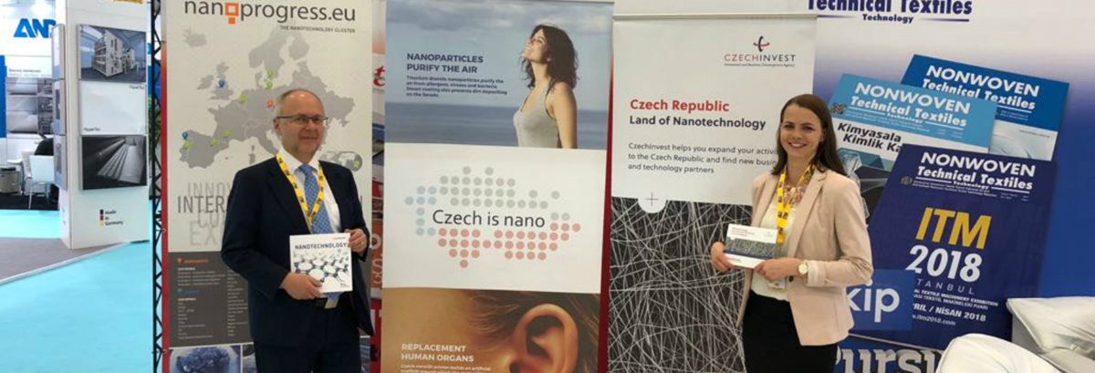Turkish firms recognise that the Czech Republic is nano