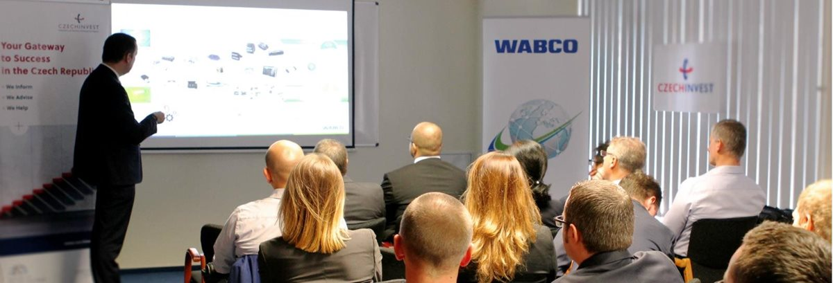 American company WABCO seeking suppliers in the Czech Republic