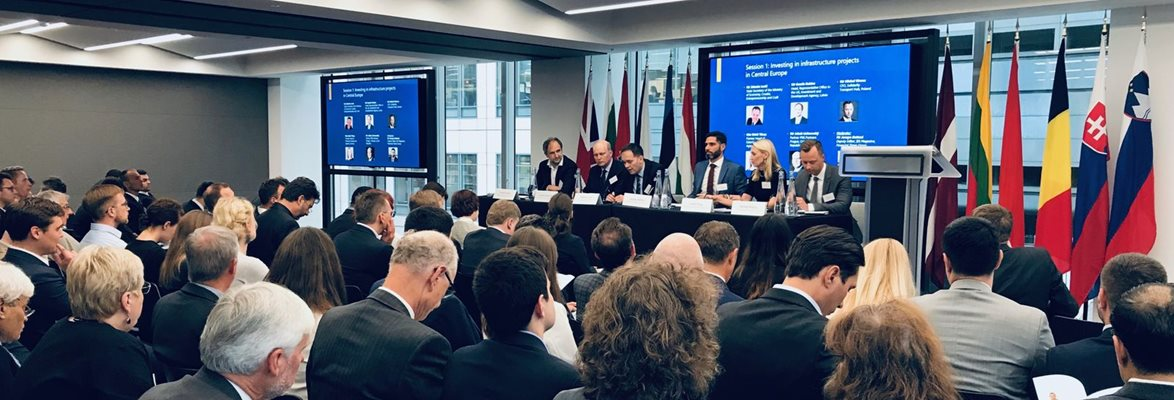 Investment opportunities in Central Europe discussed in London