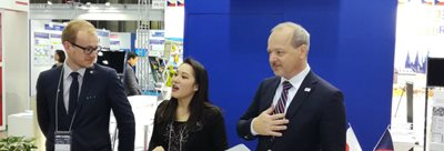 Czech firms exhibit at the biggest global nanotechnology show in Tokyo