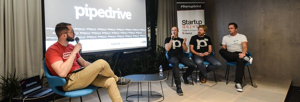 Estonian start-up Pipedrive opens branch in Prague
