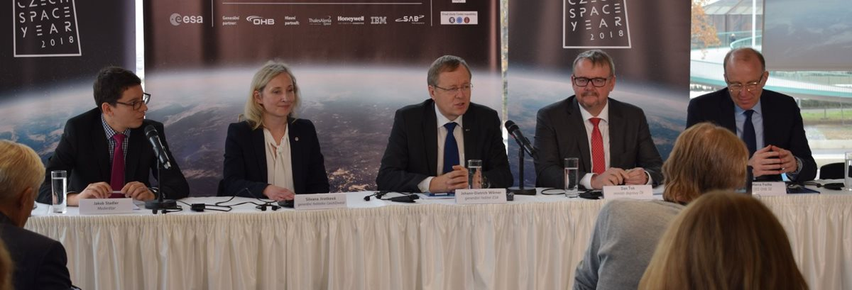 Czech Space Week: The Czech Republic celebrates ten years in the European Space Agency