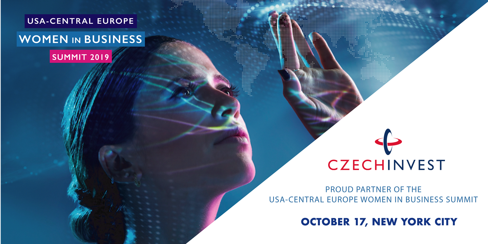 The USA-Central Europe Women in Business Summit attachment