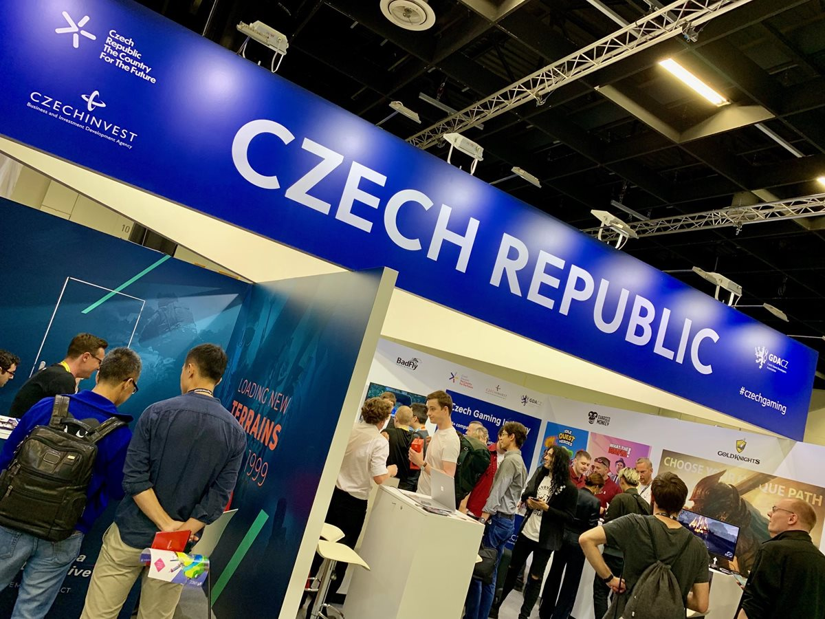 Seven Czech companies exhibit at the Gamescom trade fair