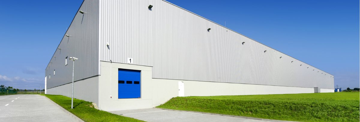 Investors most frequently seek properties in industrial zones