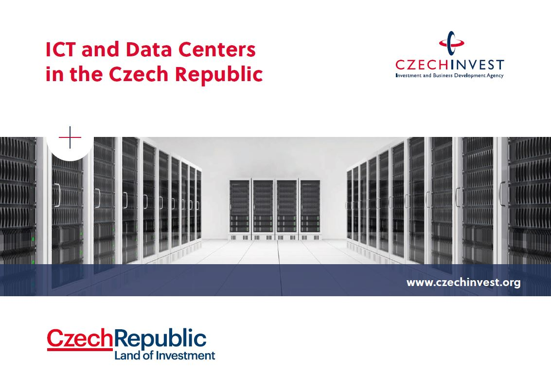 ICT and Data Centers in the Czech Republic_EN_2018