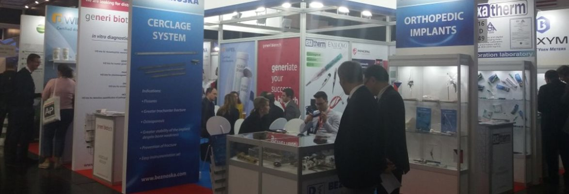 MEDICA trade fair attracts visitors to digitalisation