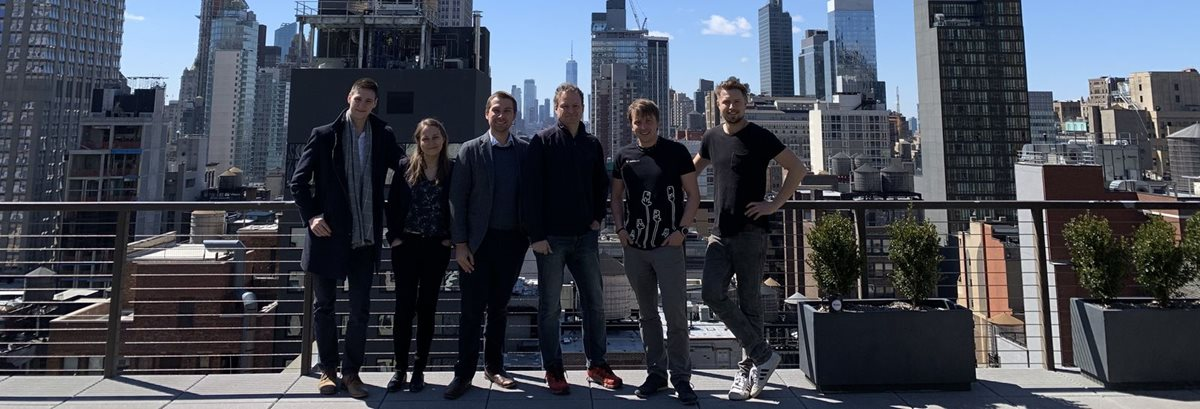 Change of Czech start-ups in Manhattan