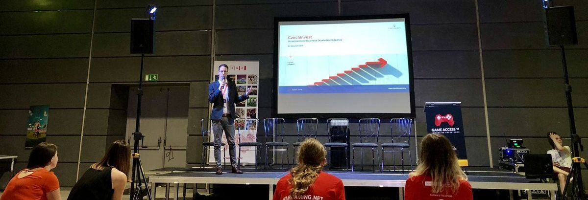 Game Access conference in Brno presents new developments in the gaming industry