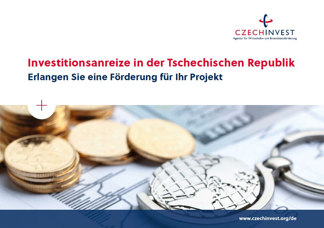 Investitionsanreize in der Tschechischen Republik
