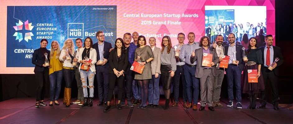 Czech start-ups score highly in the prestigious Central European Start-up Awards