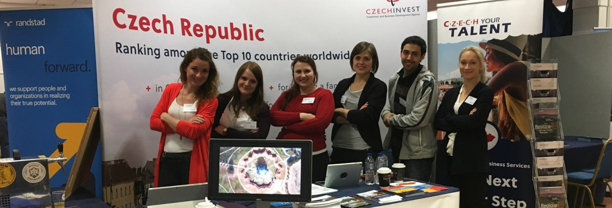 Czech Your Talent seeks talented people in Great Britain