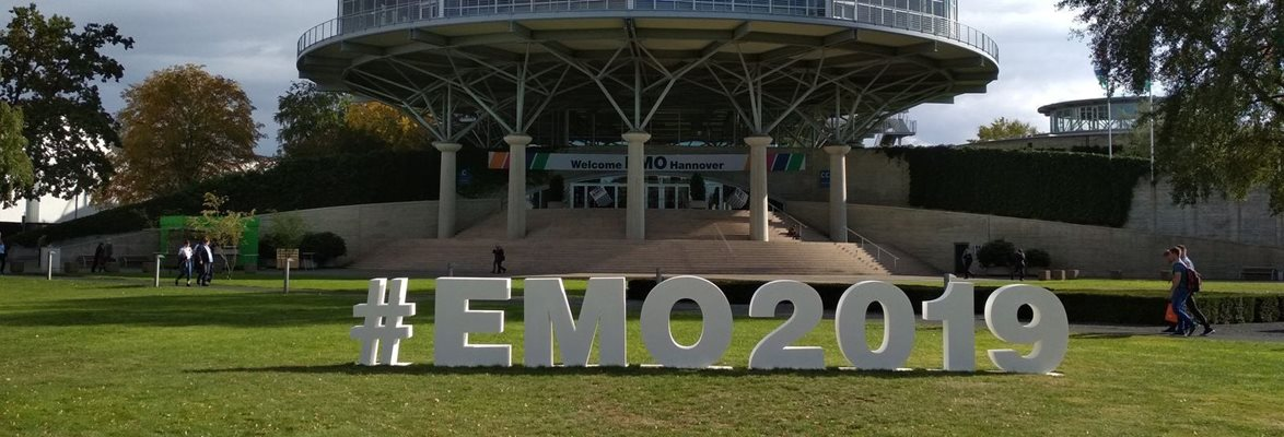 The Czech Republic represented by 27 companies at EMO Hannover